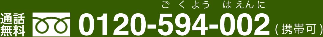 0120-594-002